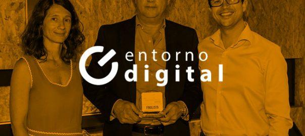 Entorno Digital finalista en MSD