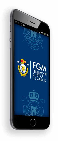 App Federación de Golf de Madrid